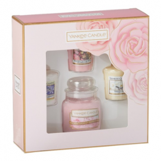1 Small Jar and 3 Votives - Yankee Candle Mother's Day Gift Set