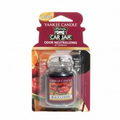 Yankee Candle Car Jar Ultimate - Black Cherry