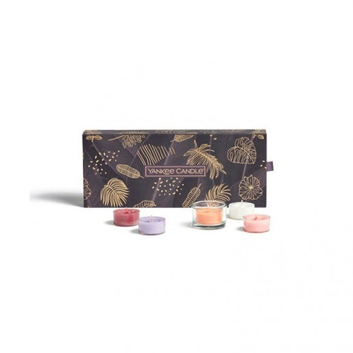 10 Tea Lights and Holder Gift Set SS21