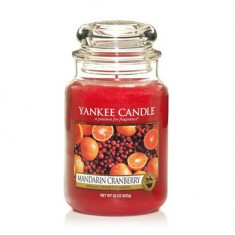 Mandarin Cranberry - Yankee Candle Large Jar
