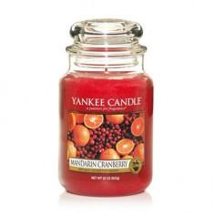 Mandarin Cranberry - Yankee Candle Large Jar