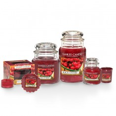 yankee candle black cherry scented candles