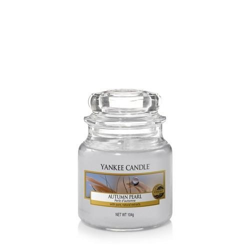 Autumn Pearl - Yankee Candle Small Jar