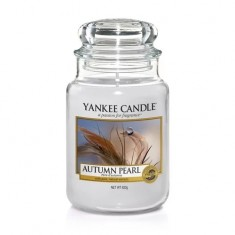 Autumn Pearl - Yankee Candle Large Jar