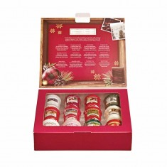 12 Votives Book open - Yankee Candle Christmas Gift Set 2019 Candlemania.jpg