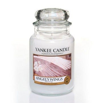 Angel's Wings - Yankee Candle Large Jar
