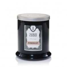 yankee candles babershop