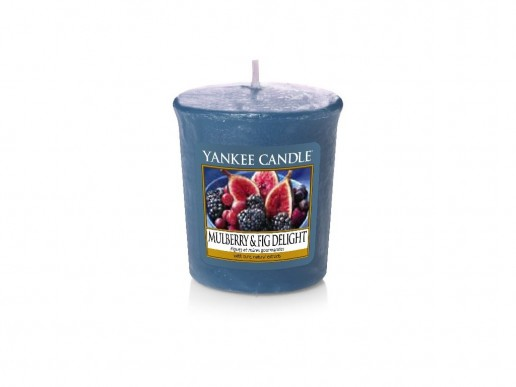 Mulberry & Fig Delight - Yankee Candle Samplers Votive