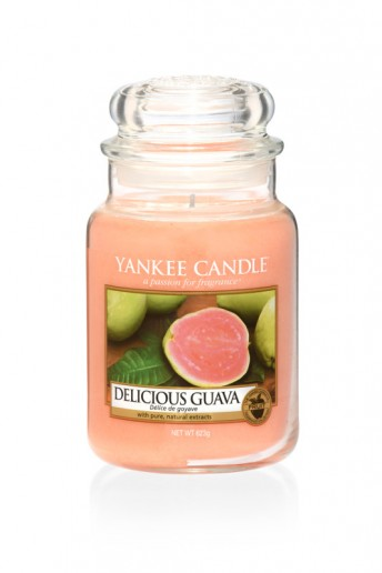 Delicious Guava - Yankee Candle Large Jar