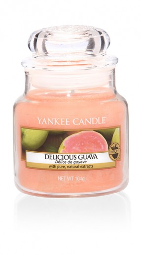 Delicious Guava - Yankee Candle Small Jar