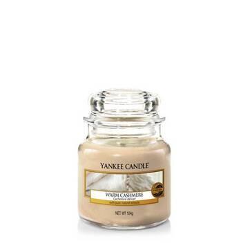Warm Cashmere - Yankee Candle Small Jar