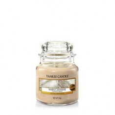 Warm Cashmere - Yankee Candle Small Jar