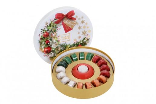 yankee candles christmas tea lights