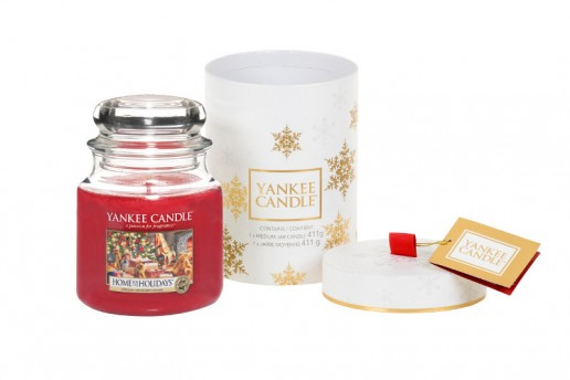 yankee candles medium jar