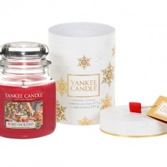 yankee candles medium jar