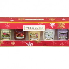 yankee candle christmas gift set