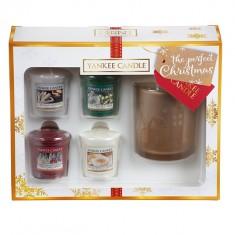 yankee candles christmas votives