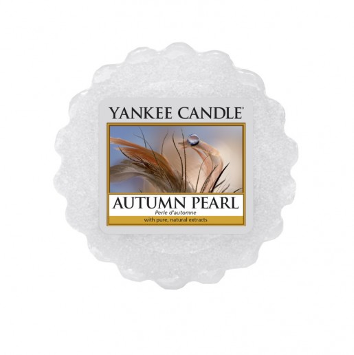 Autumn Pearl - Yankee Candle Wax Melt