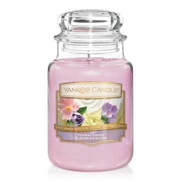 Floral Candy - Yankee Candle Large Jar