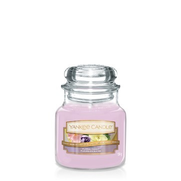 Floral Candy - Yankee Candle Small Jar