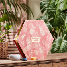 18 Tea Light 1 Holder Gift Set Gift Set - Yankee Candle