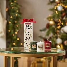 3 Votives Purse - Yankee Candle Christmas Gift Set 2020 Lifestyle