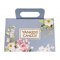 3 Votives - Yankee Candle Gift Set front