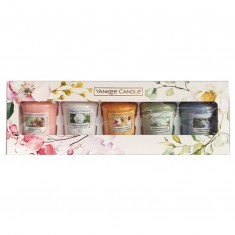 5 Votives - Yankee Candle Gift Set SS20 front