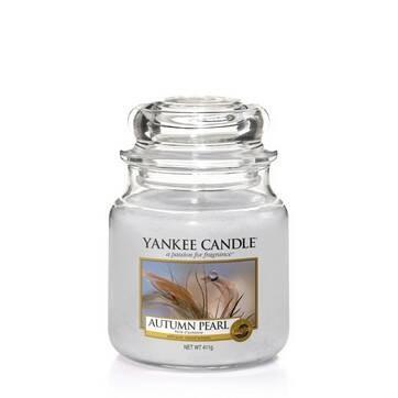 Autumn Pearl - Yankee Candle Medium Jar