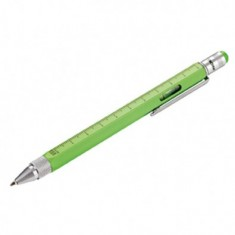 Troika Construction Pen - Green
