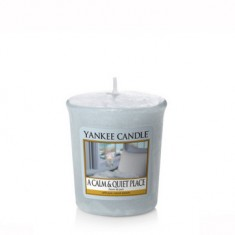 A Calm & Quiet Place - Yankee Candle Samplers Votive