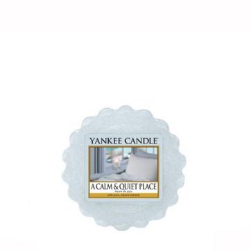 A Calm & Quiet Place - Yankee Candle Wax Melt