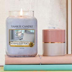 A Calm & Quite Place - Yankee Candle Lifestyle