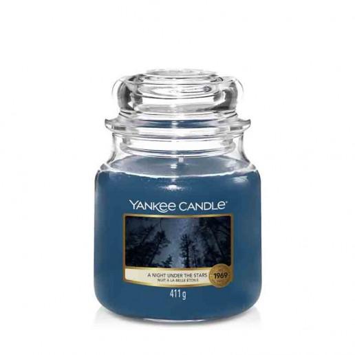 A Night Under The Stars - Yankee Candle Medium Jar