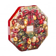Advent Wreath - Yankee Candle Christmas Gift Set 2019 Candlemania
