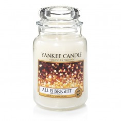 All is Bright - Yankee Candle Large Jar