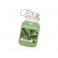 Aloe Water - Yankee Candle Car Jar Out Of Pack