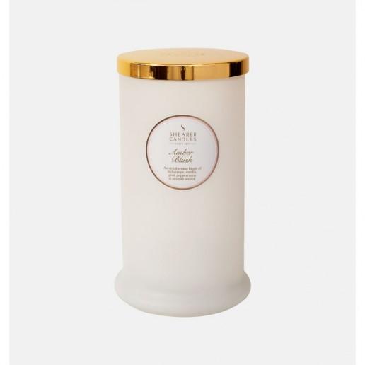Amber Blush - Shearer Candle Large Jar