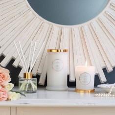 Amber Blush - Shearer Candle lifestyle