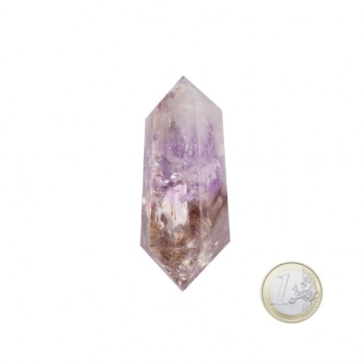 Amethyst Double Point Healing Crystal Wand