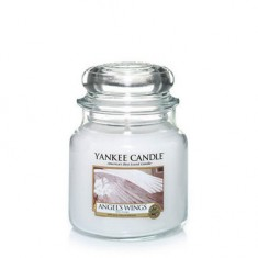 Angel's Wings - Yankee Candle Medium Jar