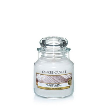Angel's Wings - Yankee Candle Small Jar