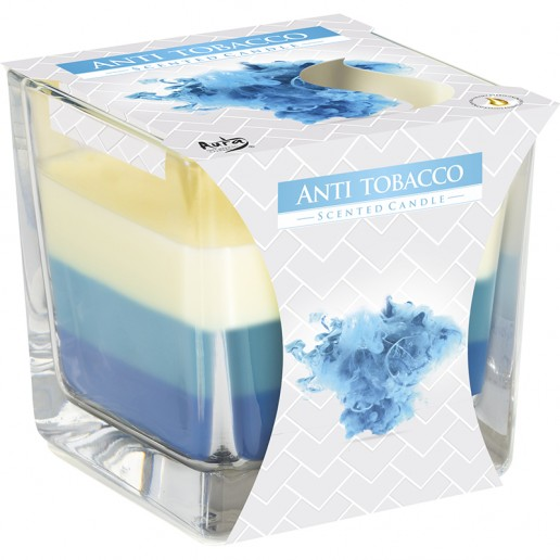 Anti Tabacco - Triple Layered Scented Candle
