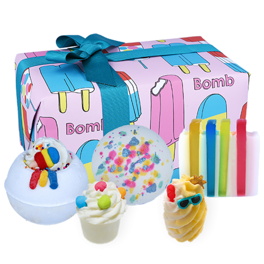Anyhing is Popsickle - Bath Bomb Gift Set
