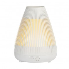 Aroma Diffuser - Made by Zen - Alina White lit