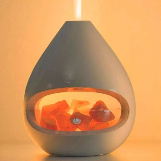 Glo Aroma Diffuseer Himalayan Salt Lamp