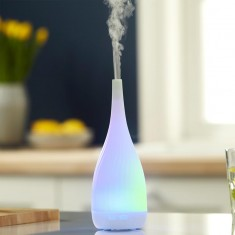 Colour-changing Aroma Mist Diffuser - Made by Zen - Thalia Essential Oil Diffuser