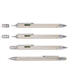 Troika Construction Pen - Gold