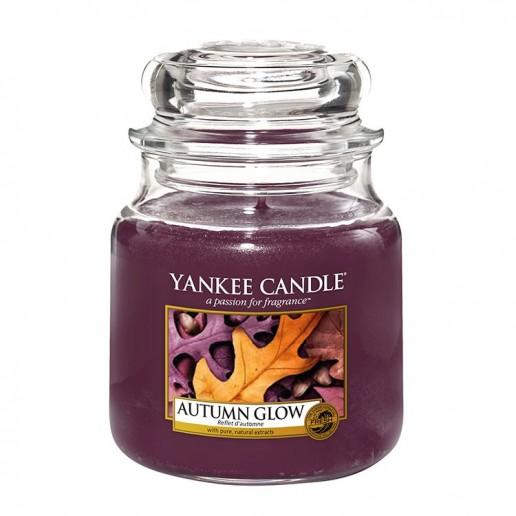 Autumn Glow - Yankee Candle Medium Jar