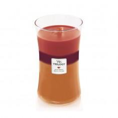 Autumn Harvest - WoodWick Trilogy Large Jar